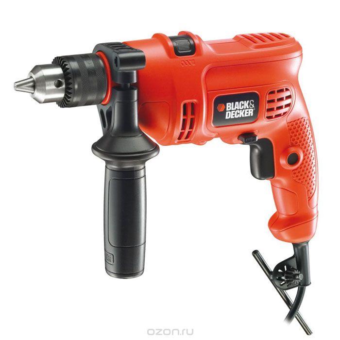 Κρουστικό Δράπανο BLACK&DECKER KR504RE Ηλεκτρικά Εργαλεία
