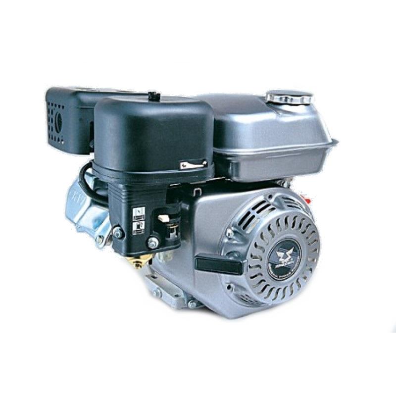Βενζινοκινητήρας 6,5HP ZONGSHEN Με Σχοινί Και Πάσο - Βόλτα 19mm ZS168FB 51005