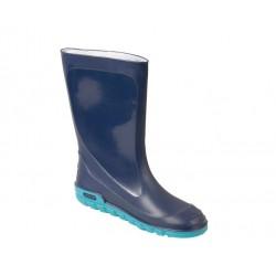 Μπότες (Γαλότσες) Εργασίας Γυναικείες Μπλε ERGO 7830-030 Υποδήματα Εργασίας Και Εξωτερικών Χώρων