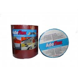 Αυτοκόλλητες Ασφαλτικές Ταινίες ADEFLEX 30cm X 10m Κεραμιδί Στεγανωτικά