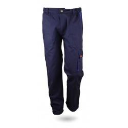 Παντελόνι Εργασίας Μπλε Με Μπλε Ρουά, Galaxy GLX30 3001  Παντελόνια & Επιγονατίδες