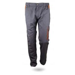 Παντελόνι Εργασίας Γκρι, 100% Βαμβάκι Galaxy GLX30  Παντελόνια