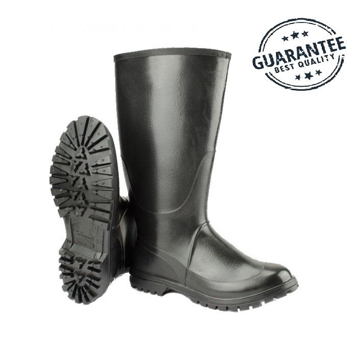 Μπότες (Γαλότσες) Γόνατος Μαύρες GALAXY AFRICA