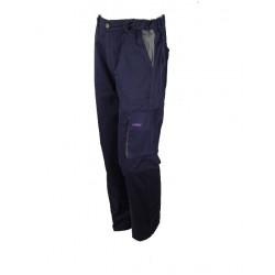 Παντελόνι Εργασίας Μπλε, 100% Βαμβακερό Galaxy GLX30 3005 Παντελόνια & Επιγονατίδες