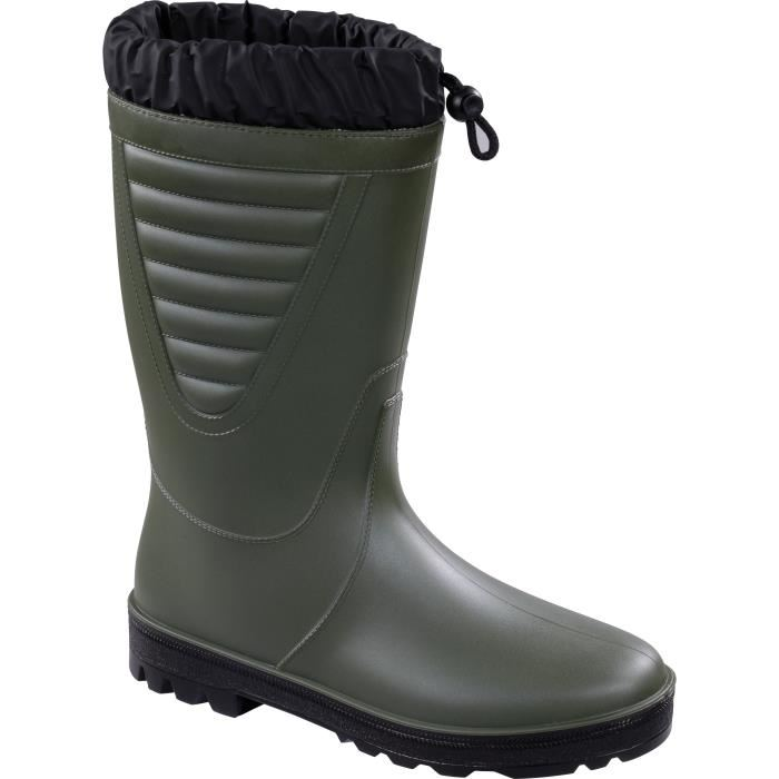 Μπότες Εργασίας (Γαλότσες) Με Εσωτερική Επένδυση Γούνα  MORNAS SRC - DELTA PLUS