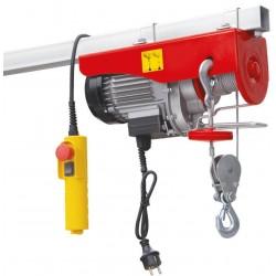 Γερανάκι (Μπαλκονιού) Ανύψωσης Φορτίου 100/200kg Ηλεκτρικό Plus PA 200A Ανυψωτικά